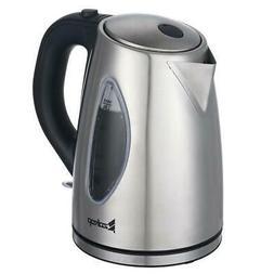 1.8L 1500W Electric Kettle Hot Water Boiler Auto Shut-off Te