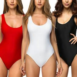 2019 Womens Backless One-Piece Bikini Monokini Push Up Beach