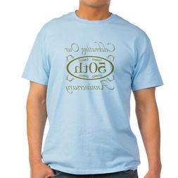 CafePress 50Th Wedding Anniversary Light T Shirt Light T-Shi