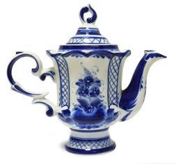 750 ml porcelain coffee pot teapot russian