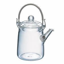 Hario Asian Teapot Tea Pot Tubular Cylindrical 220ml QSA-1SV