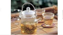 Hario Asian Teapot Tea Pot Tubular Cylindrical 220ml QSA-1SV
