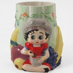 Betty Boop Fruit Ceramic Utenstil Caddy. BigKitchen. Best Pr