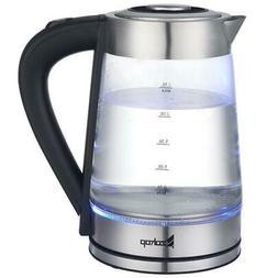 Boiler Kettles 1500W 2.5L Electric Glass Hot Water Kettle Te