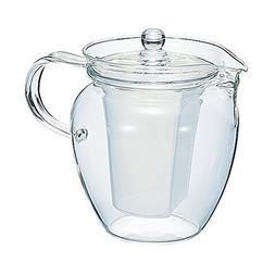 Hario ChaCha Natsume 4-Cup Glass Teapot