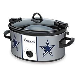 Dallas Cowboys NFL Crock-Pot® Cook & Carry™ 6-qt.
