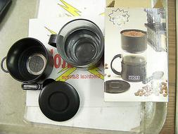 Enjoy Personal Coffee / Tea Pot with filter