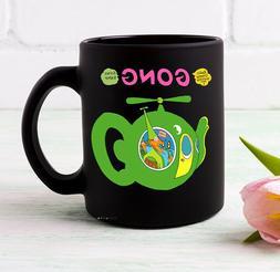 Flying Teapot Coffee Mug