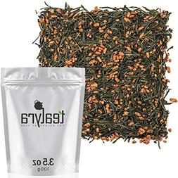 Tealyra - Gen Mai Cha Supreme - Japanese Loose Leaf Tea - Or