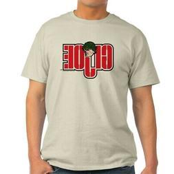 CafePress GI Joe Logo Light T Shirt 100% Cotton T-Shirt