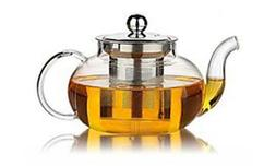 Glass Filtering Tea Maker Teapot With Glass or Stainless Ste