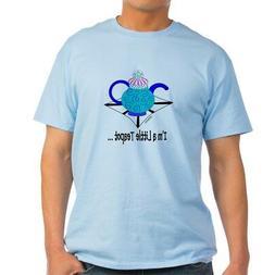 CafePress I'm A Little Teapot Light T Shirt 100% Cotton T-Sh