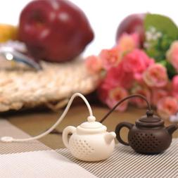 Kitchen & Dining Teapot-Shape Diffuser Tea Infuser Strainer