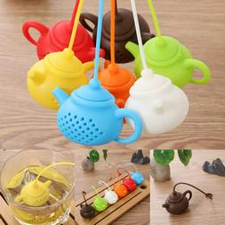 Teapot-Shape Kitchen & Dining Strainer Diffuser Tea Infuser