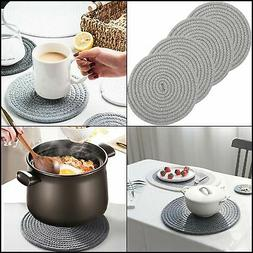 Kitchen Trivet Hot Pot Holders Dinner Table Dishes Teapot Ma