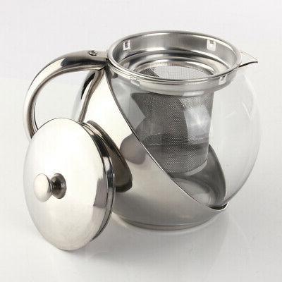 900ML TeaPot Tea Strainer T