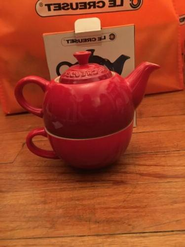 cerise tea for one 10oz new in