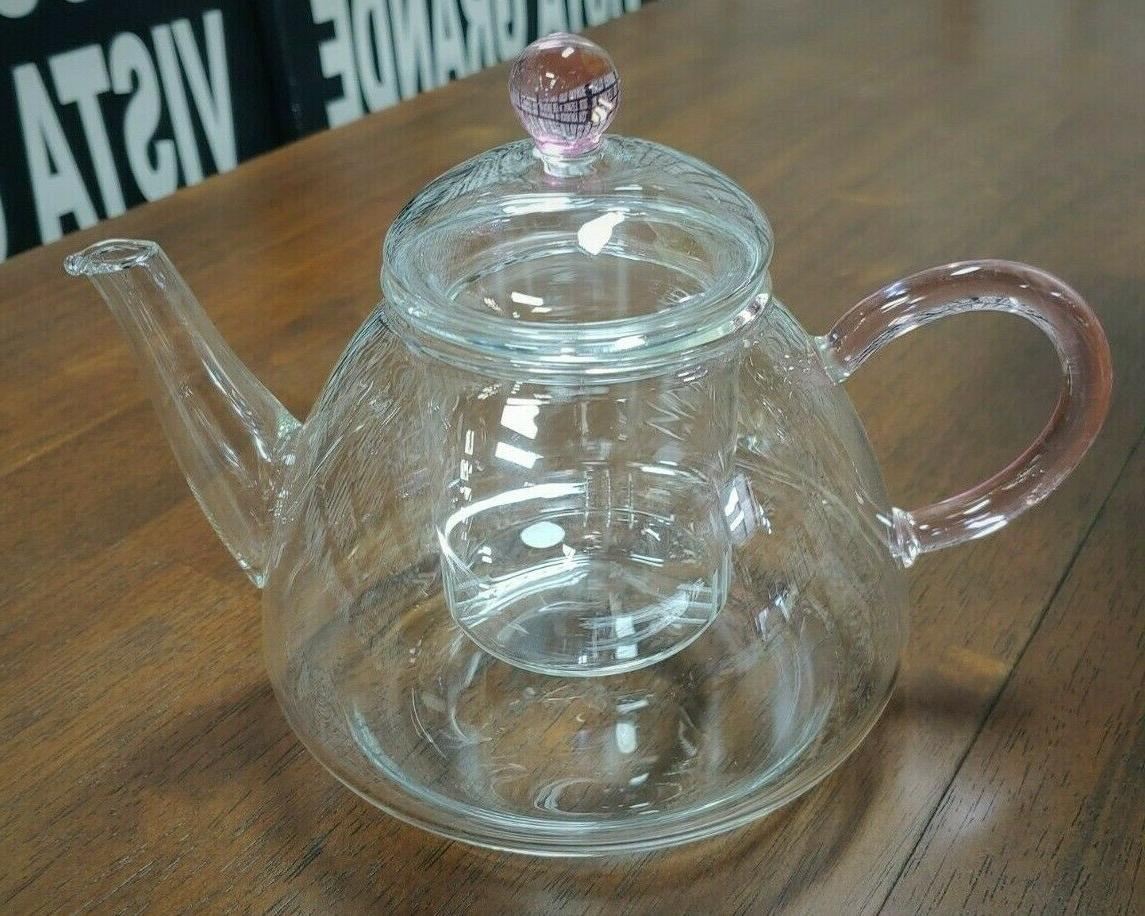 Fellini Classique with Infuser   Pink  