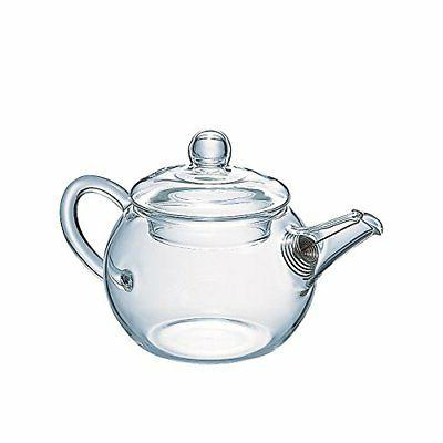 Old Dutch Mini Cast Iron Tokyo Teapot, 11-Ounce, Black