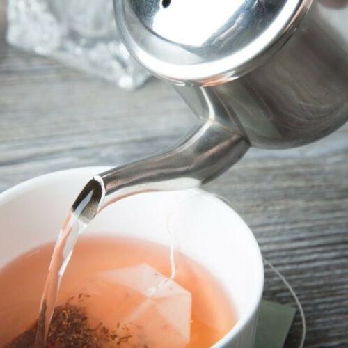 Teapot Coffee Pot Kettle Metal Server