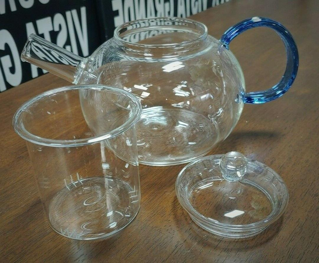 Fellini Bleu Teapot Infuser | 40 |