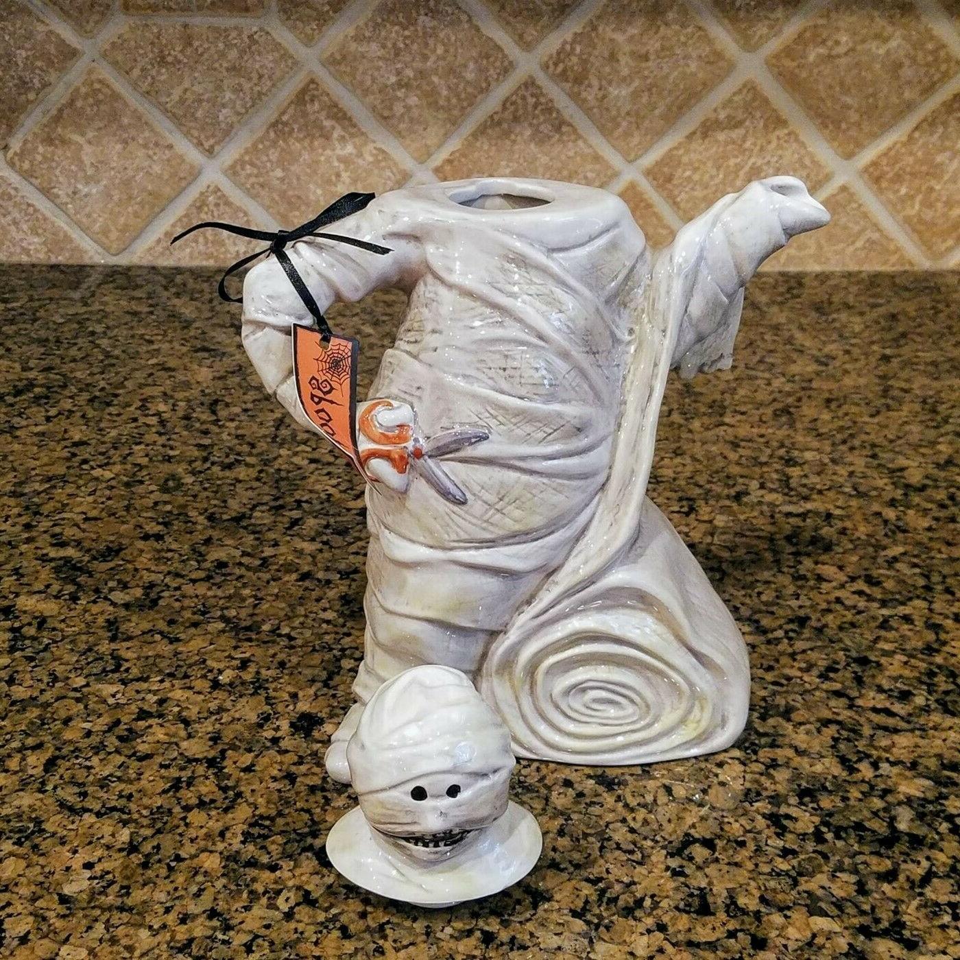 Mummy Teapot Kitchen Décor