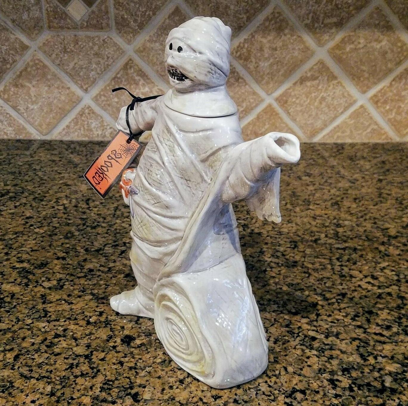 Mummy Teapot Halloween Goldminic Home Décor