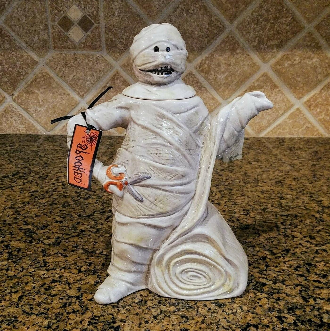 Mummy Kitchen Halloween Collectable Décor