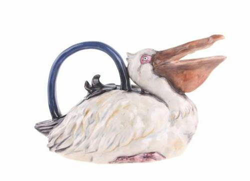 pelican teapot