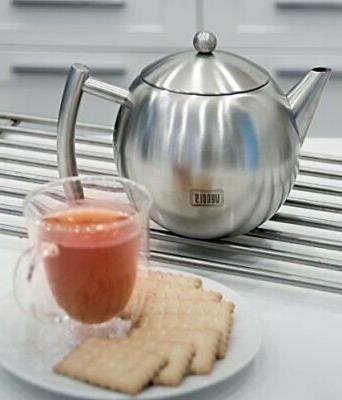 Venoly Pot Infuser For Loose Leaf Tea