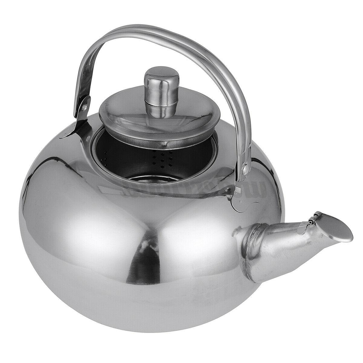 Stainless Steel Coffee Kettle Infuse