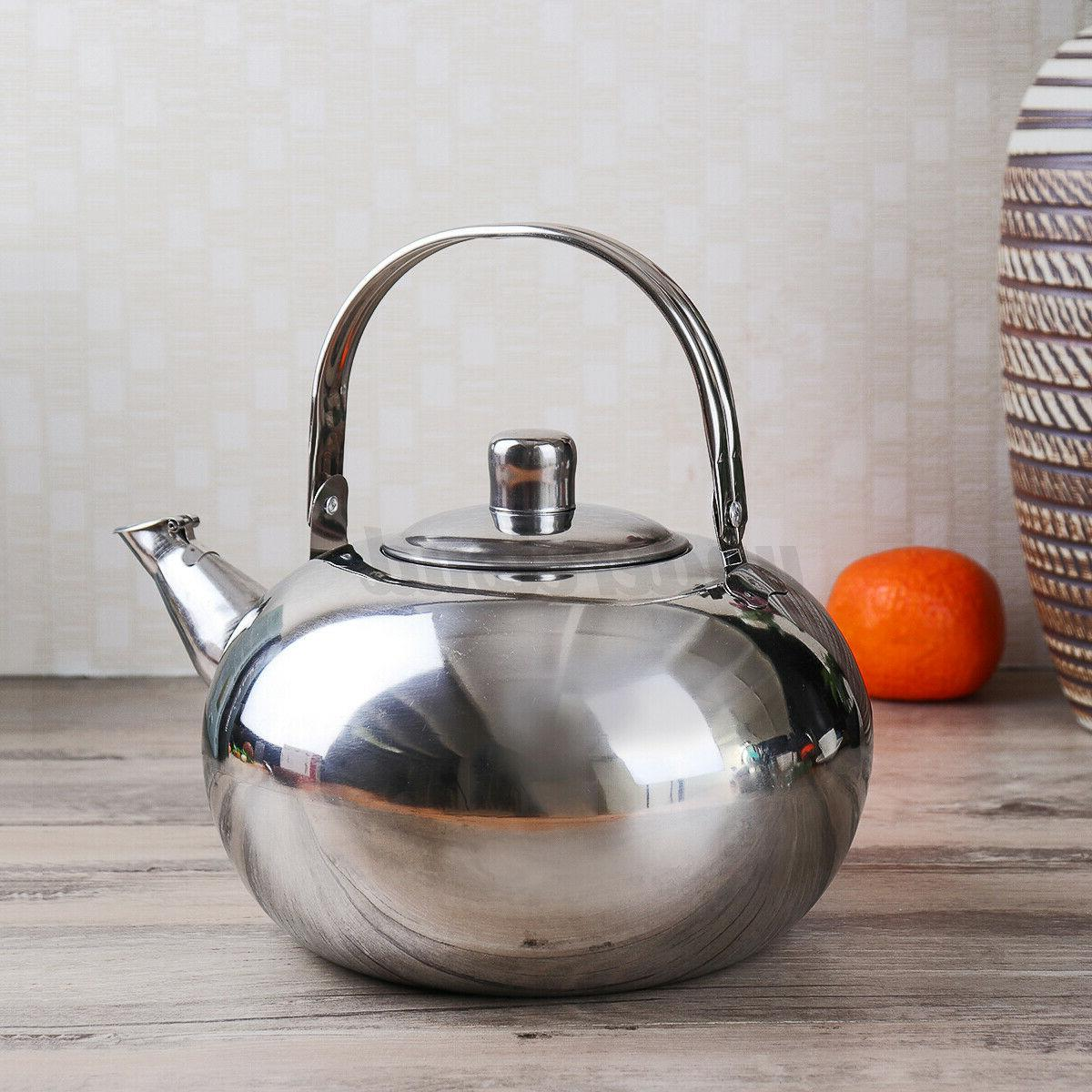 Stainless Steel Silver Coffee Strainer Infuse
