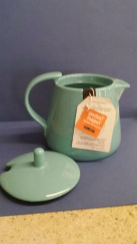 FORLIFE Teabag Turquoise NIB