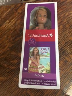 Lea Mini Doll & Book  New in Box