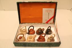 Mini teapot sets