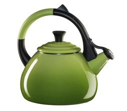NEW Le Creuset Oolong Kettle - 1.6 qt. IN Green Palm