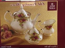 Royal Albert - Old Country Roses - Tea Set 3 Piece