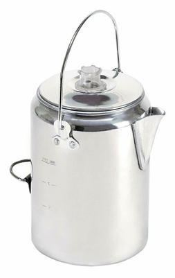 Percolator Coffee Pot, 9 Cup