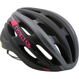 Giro Saga MIPS Cycling Helmet - Women's Matte Black/Pink Rac