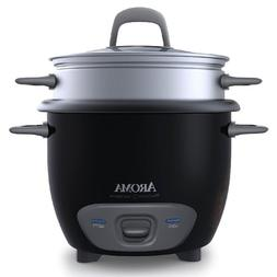 Small Kitchen Appliance Black Rice Cooker Pot Food Steamer 6