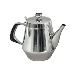 1 Pcs, STAINLESS STEEL, TEAPOT, 20; 32; 48 OZ