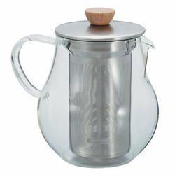 Hario Tea Pitcher 700ml TPC-70HSV Teapot Pot from JAPAN