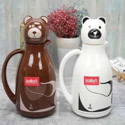Helios Thermal Bear Series Tea Pot Hot Water Bottle Warm Coo