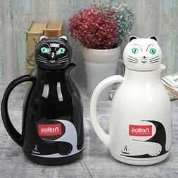 Helios Thermal Cat Series Tea Pot Hot Water Bottle Warm Cool