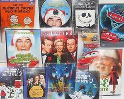 """YOU PICK"" DVD's - Holiday, Christmas, Halloween, Peanuts, S"